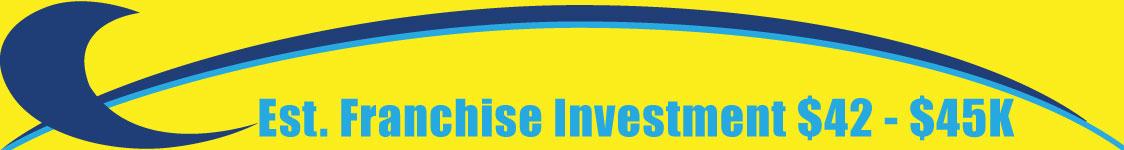 Estimated-Franchise-Investment-$42---$45K