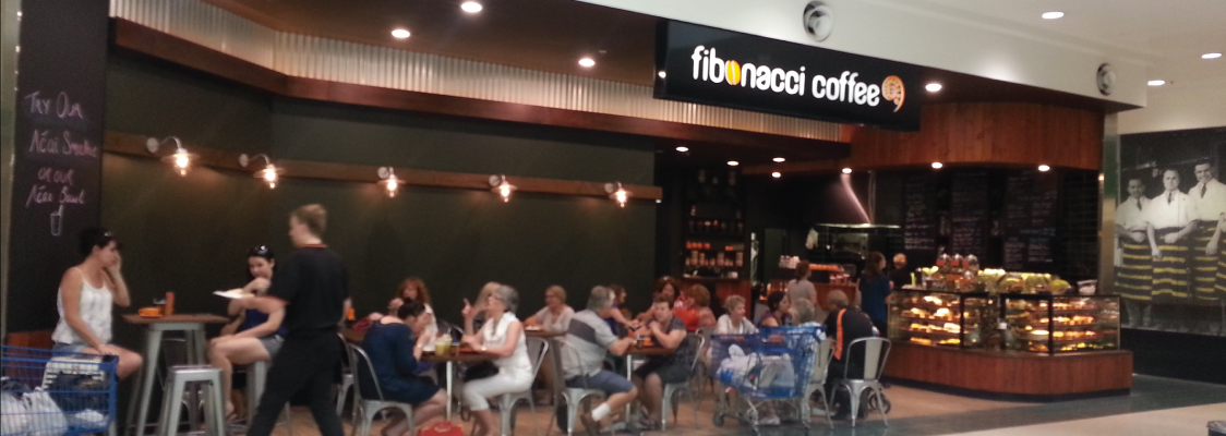 The Fibonacci Coffee Franchise